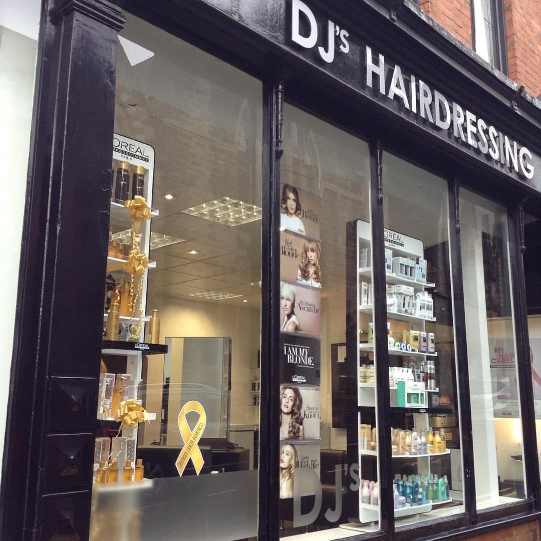 djs hairdressing