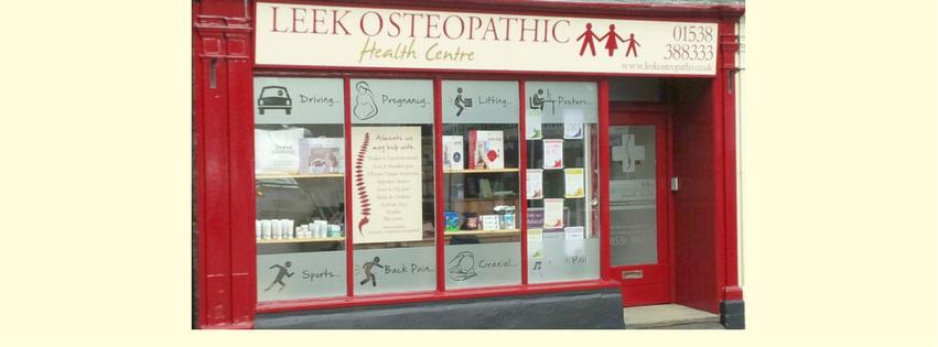 leek osteopathic health centre