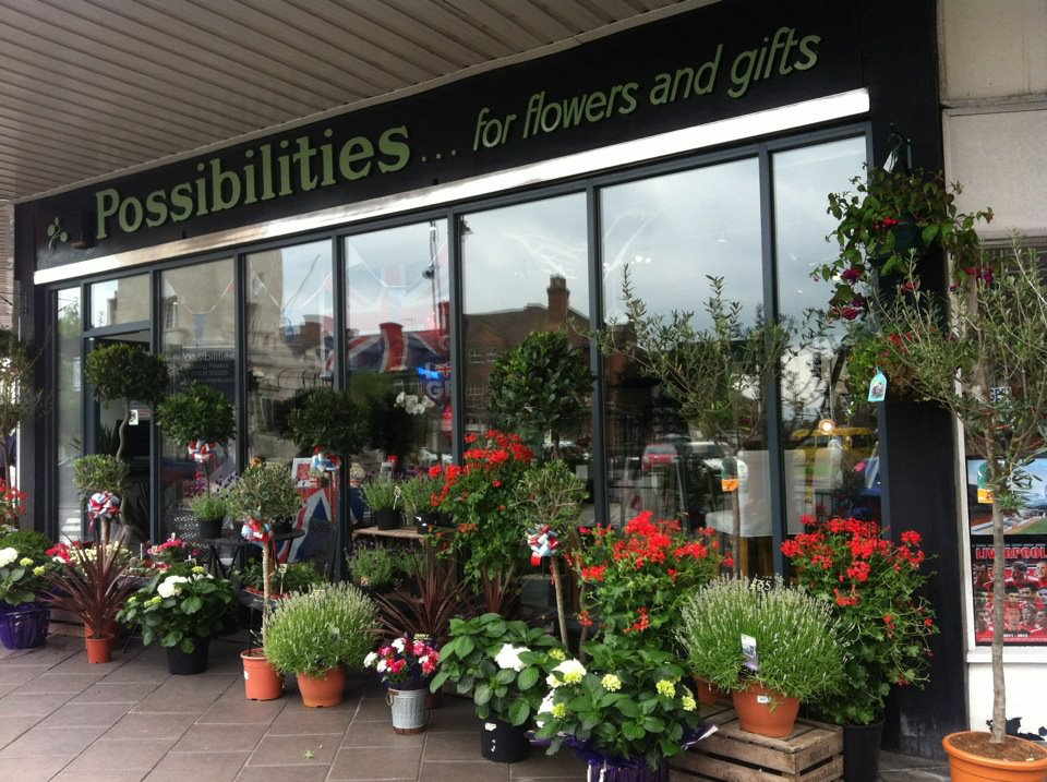 possibilities florist