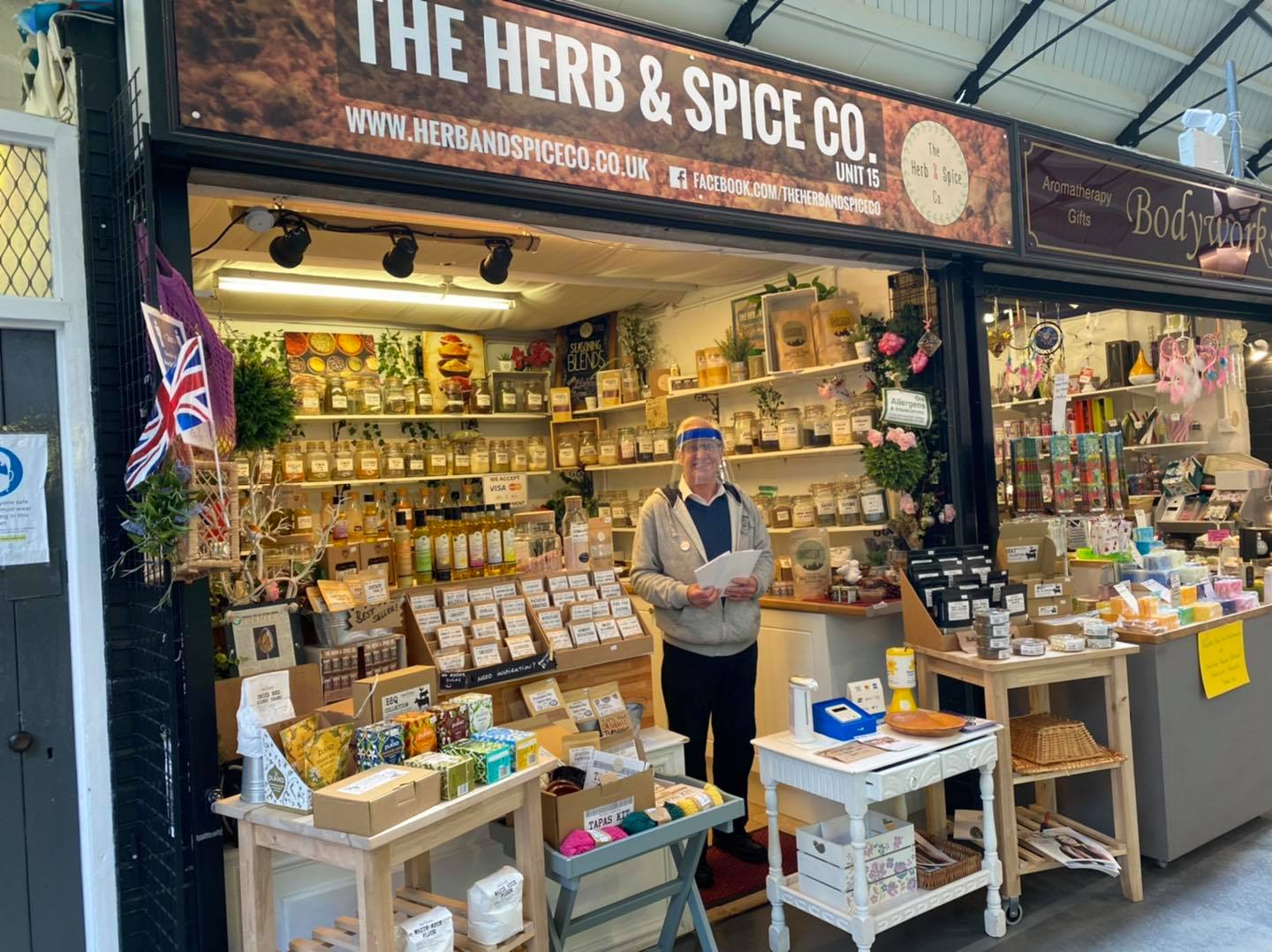 the herb spice co