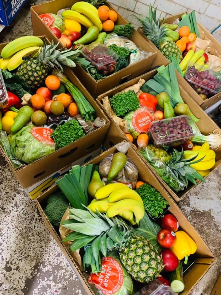 gerald harrison green grocers
